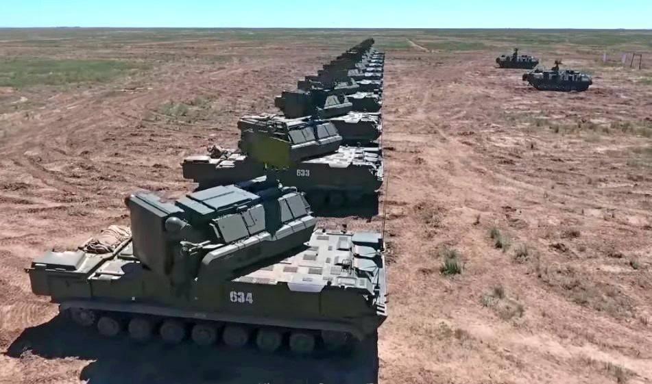 Ижевские ЗРК «Тор-М2» показали успешную работу на учениях ПВО