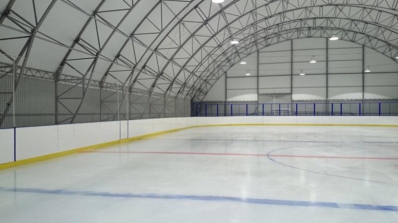 Центр по хоккею планируют построить в Чебоксарах к середине 2020г