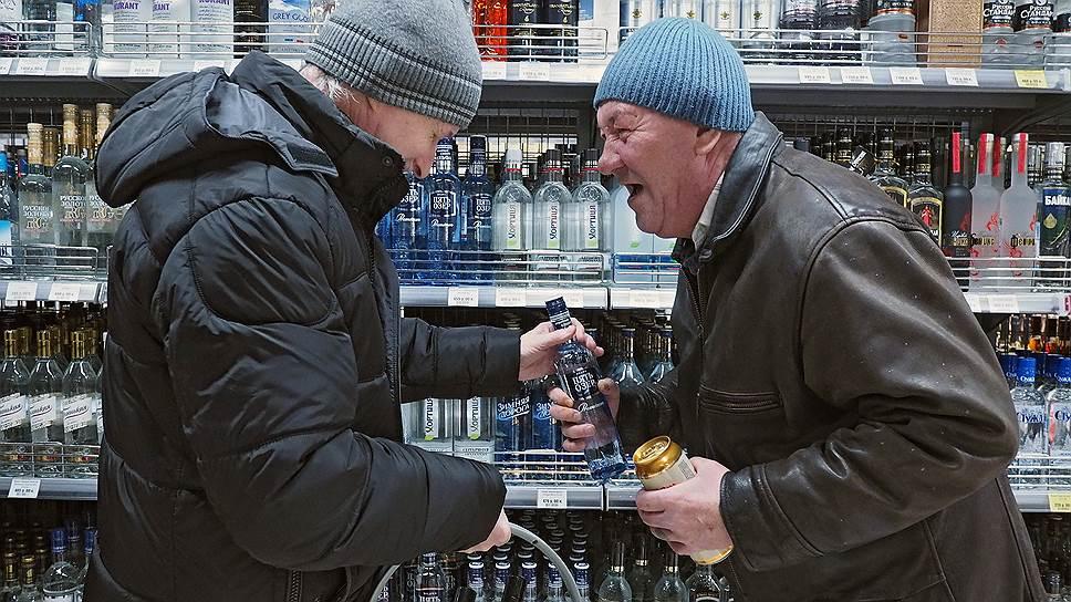 Ульяновские депутаты сняли запрет на продажу в выходные крепкого алкоголя