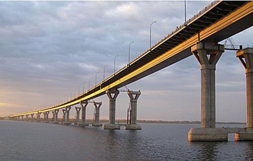Строительство моста через Волгу с обводной Тольятти оценивается в 130 млрд руб