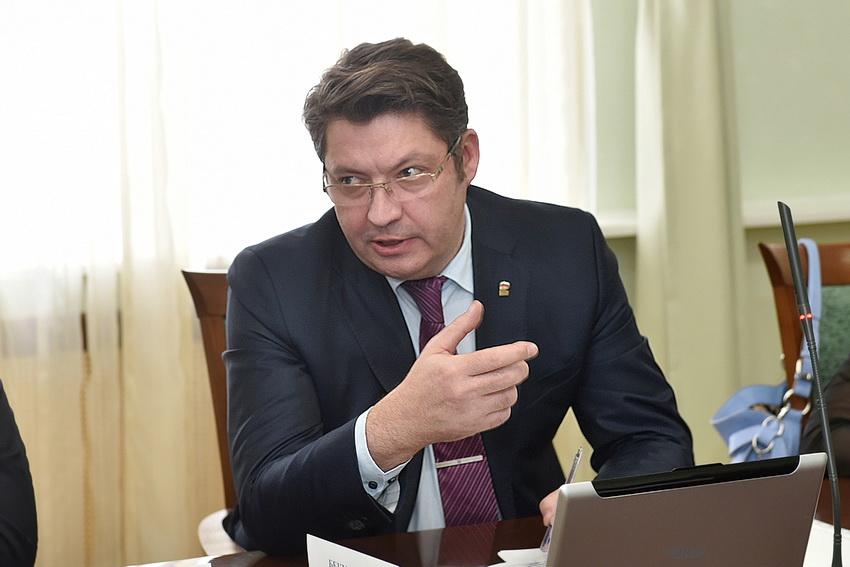 Новым главой Ижевска стал Олег Бекмеметьев