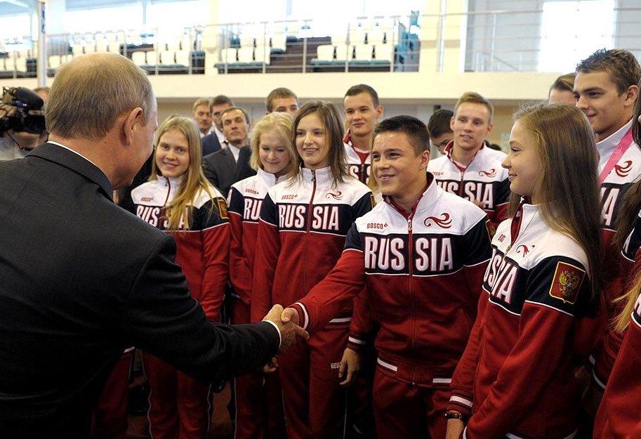 Путин примет участие в форуме «Россия — спортивная держава» в Ульяновске