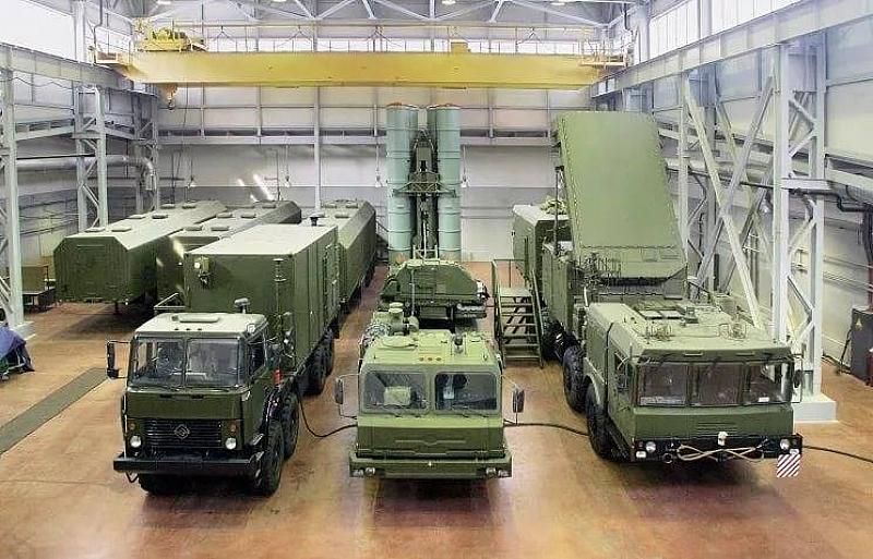 Россия начала производство систем ПВО С-400 для Индии