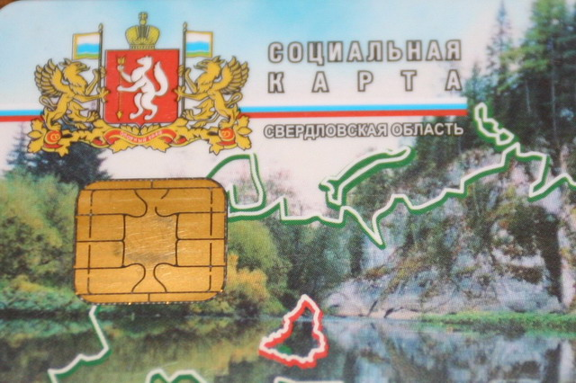 Единая социальная карта появится в Свердловской области