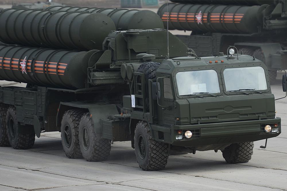 «Алмаз-Антей» досрочно завершил поставки С-400 «Триумф» военным в 2018 году
