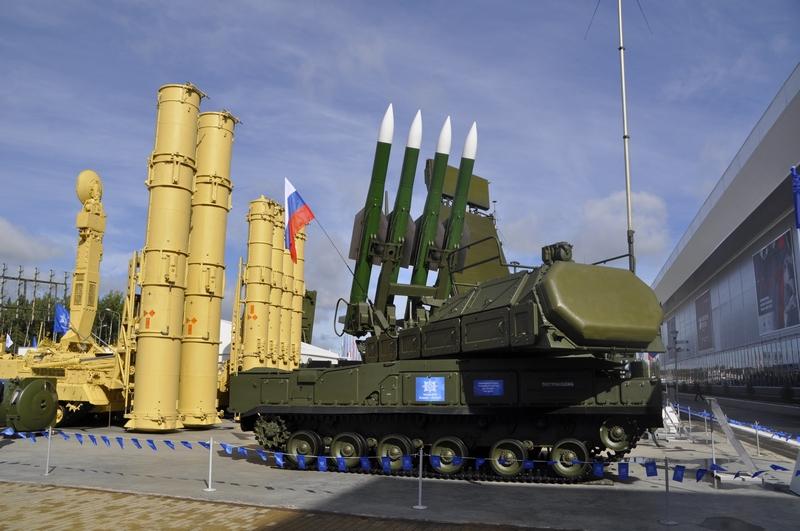 Самым эффективным комплексом российского ВПК стал Концерн ВКО «Алмаз-Антей»