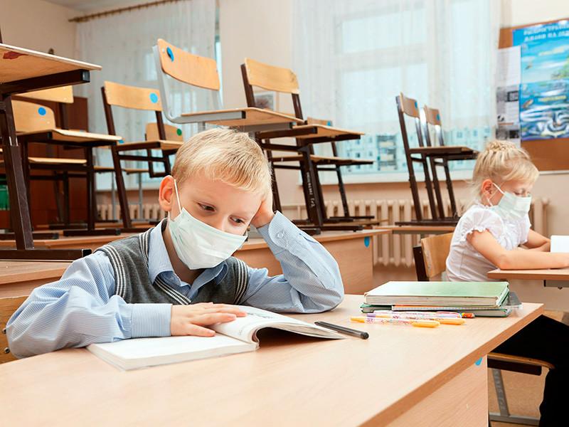 Более 20 детсадов и школ Свердловской области частично закрыты из-за пневмонии