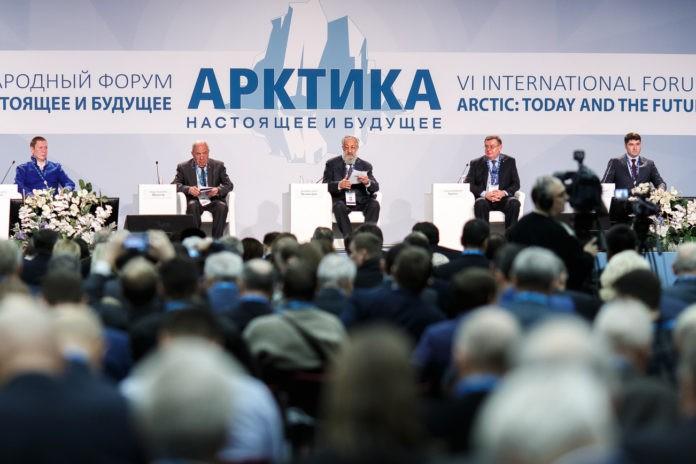 АСПОЛ и Концерн «Алмаз-Антей» подписали на арктическом форуме соглашение о сотрудничестве