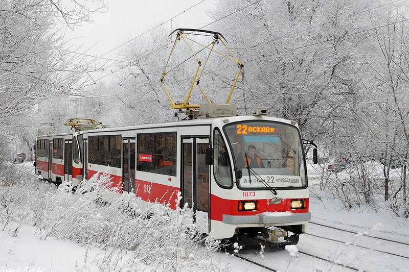 Проезд в общественном транспорте Самары с 1 января подорожает до 28 рублей