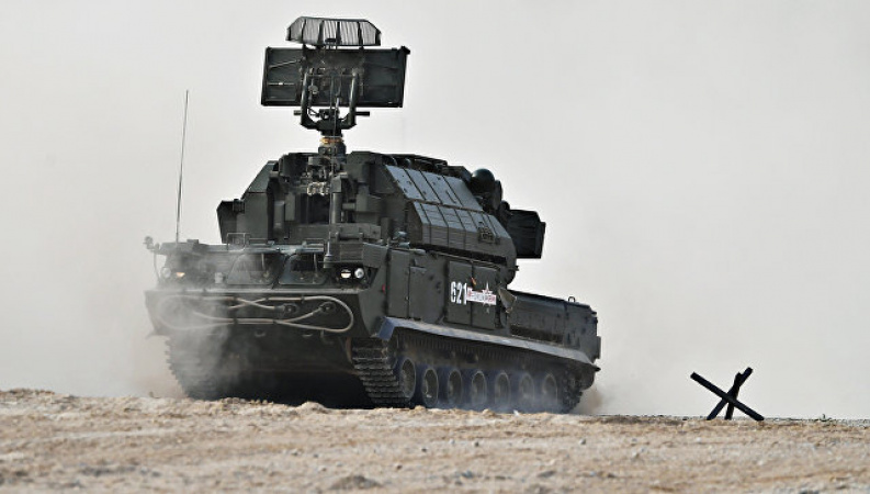 Российские военные отметили эффективную работу зенитных комплексов «Тор» в Сирии