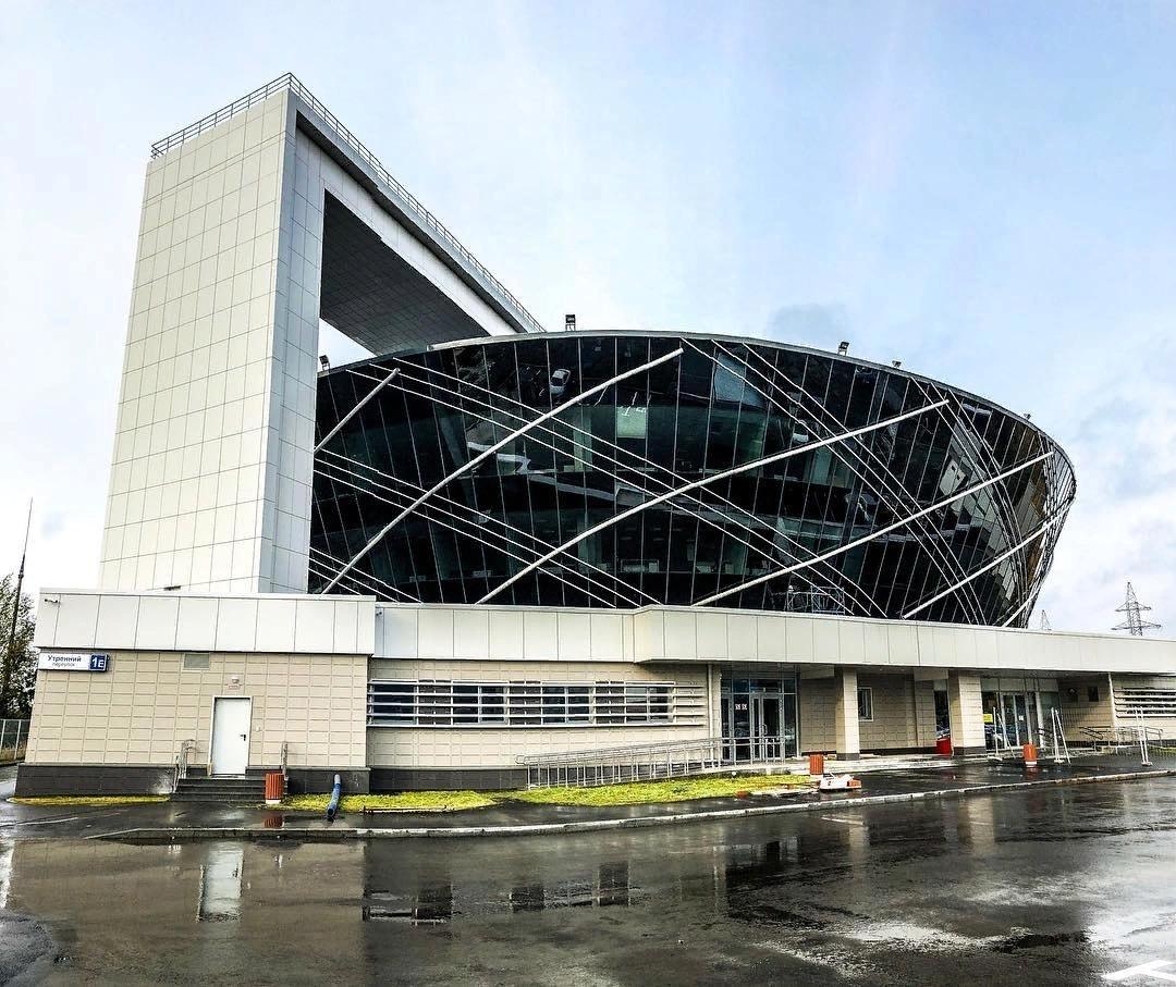 Екатеринбургский укрупненный центр ЕС ОрВД введен в эксплуатацию