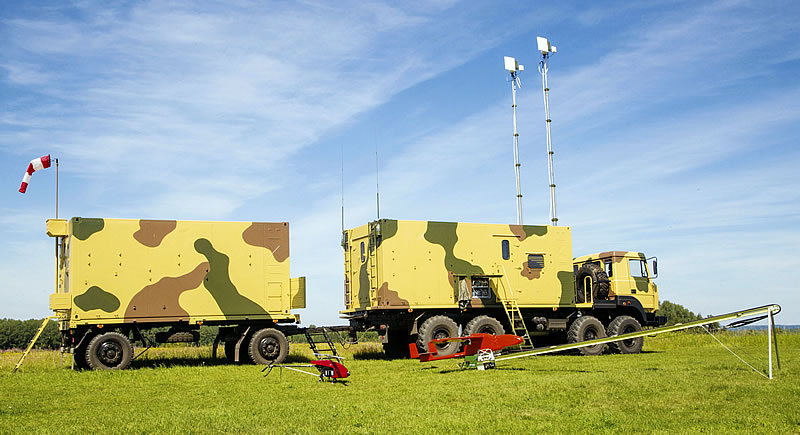 На ИЭМЗ «Купол» создан мишенный комплекс для тренировки отражения групповых атак БЛА