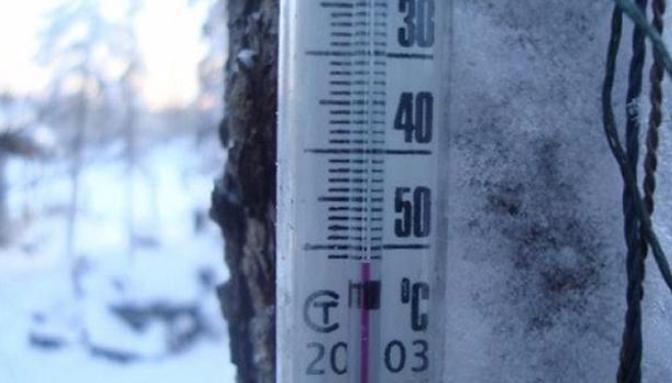 40-градусные морозы пришли на Ямал