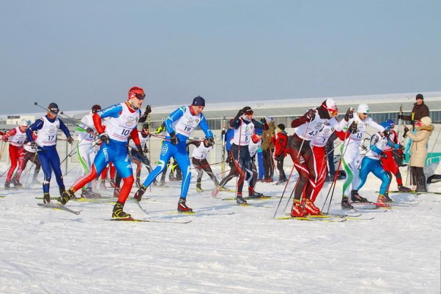Гонка «Лыжня России» пройдет в семи районах Екатеринбурга