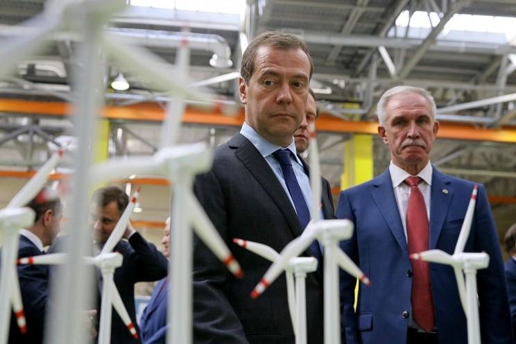 Fortum и Роснано запустили в Ульяновской области ветропарк на 50 МВт