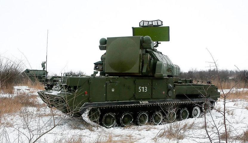 Расчеты ЗРК «Тор» уничтожили боевые беспилотники на учениях под Ростовом