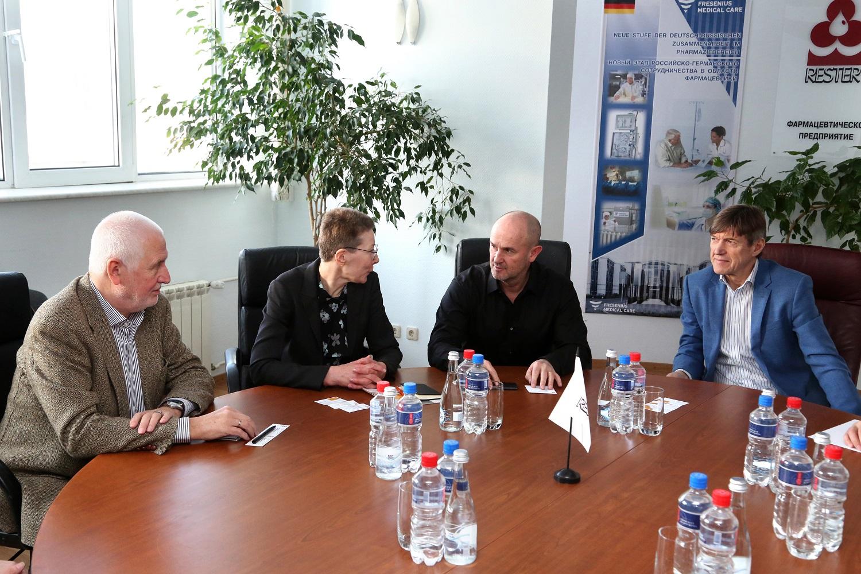 ИЭМЗ «Купол» развивает сотрудничество с европейскими партнерами
