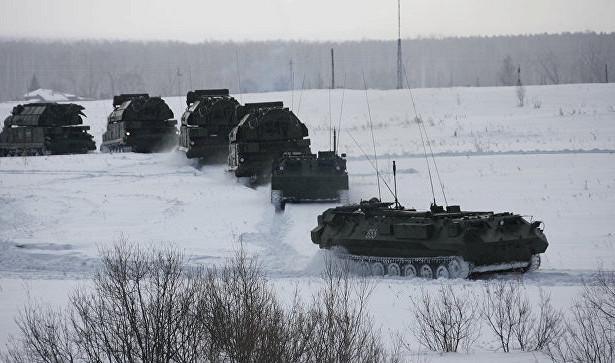 В Бурятии состоялись боевые стрельбы в рамках масштабного полевого выхода войск ПВО