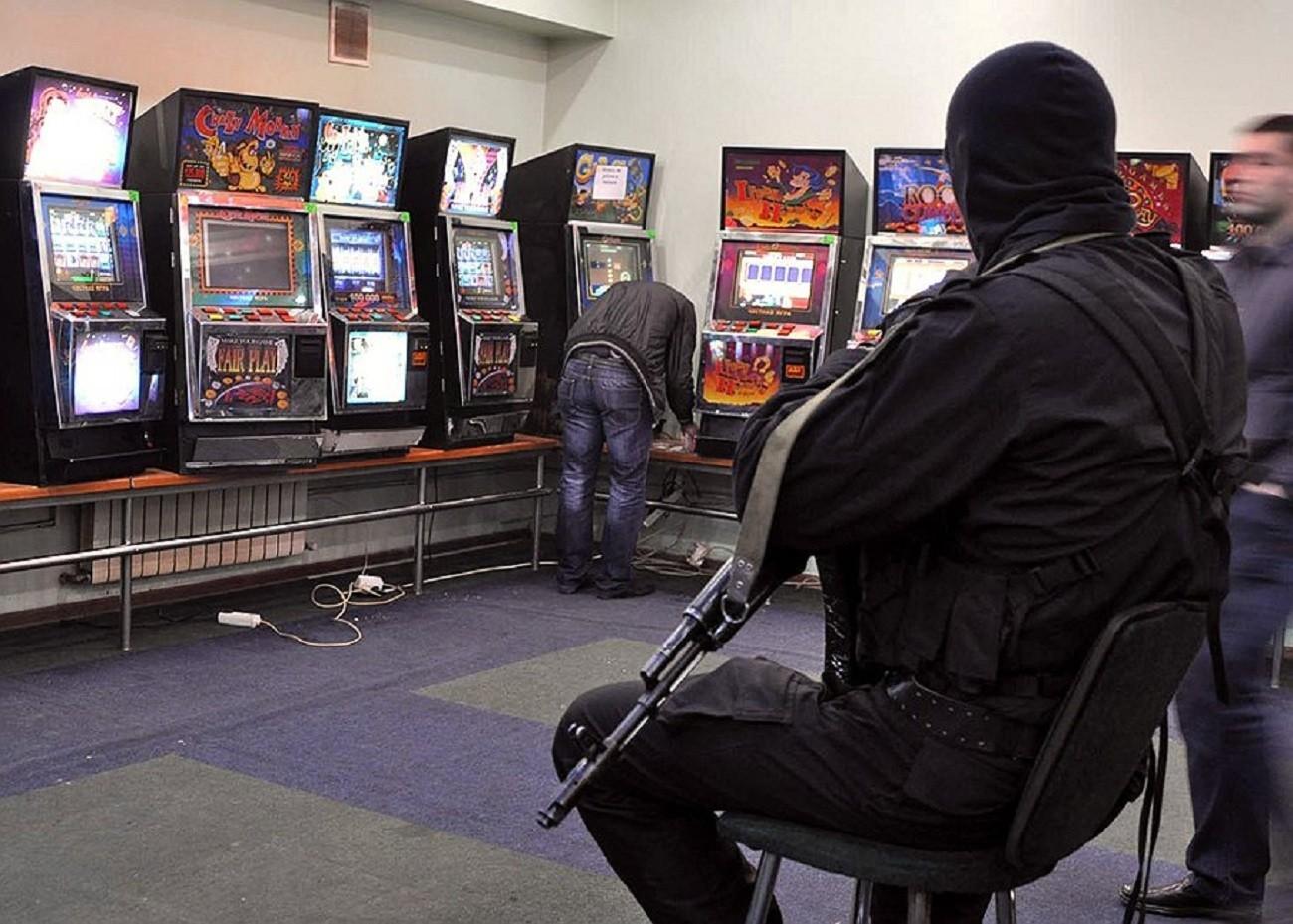 Сеть подпольных казино ликвидирована в Ижевске