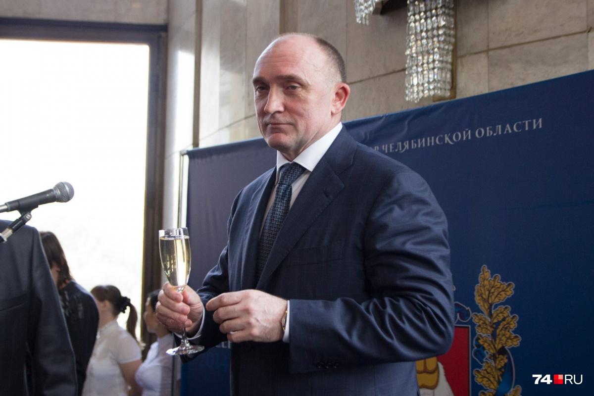 Челябинский губернатор Дубровский подал в отставку
