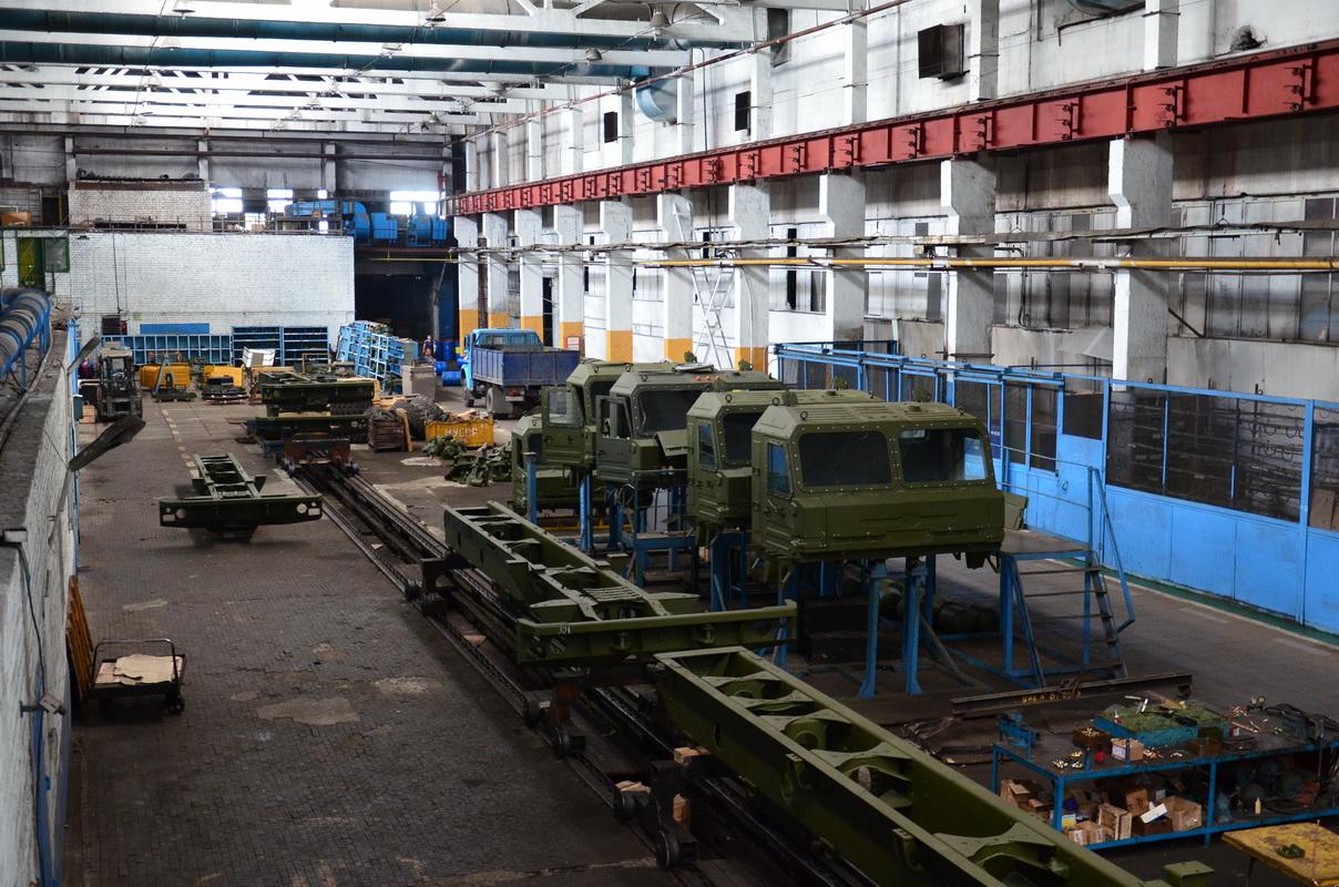 Более 300 млн рублей направит «Алмаз-Антей» в 2019г на модернизацию БАЗ