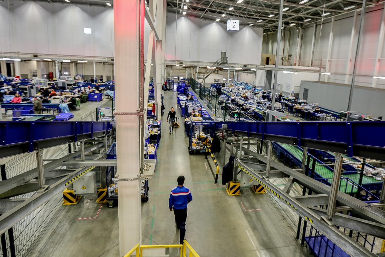 «Почта России» построит в Перми логистический центр за 1,5 млрд рублей
