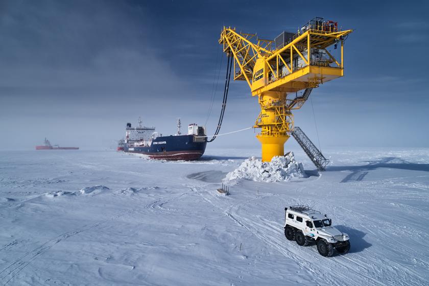 Концерн «Алмаз-Антей» и ОСК создадут свои технологии для разработки Арктического шельфа