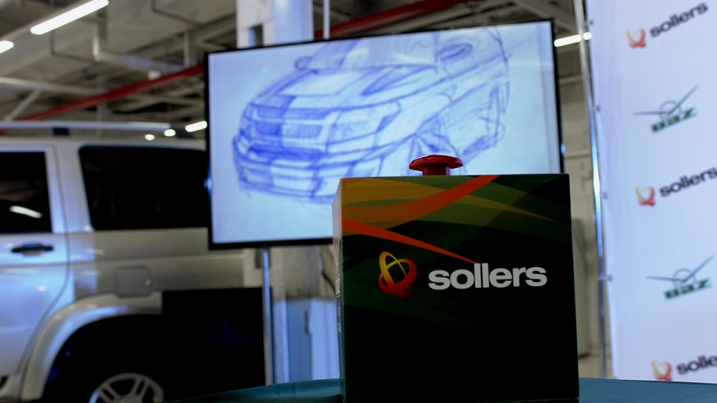 Sollers представит новую линейку «УАЗ» на единой платформе в 2020 году