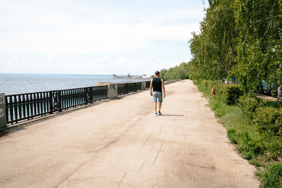 Стоимость реконструкции набережной Волги в Тольятти выросла до 4,2 млрд рублей