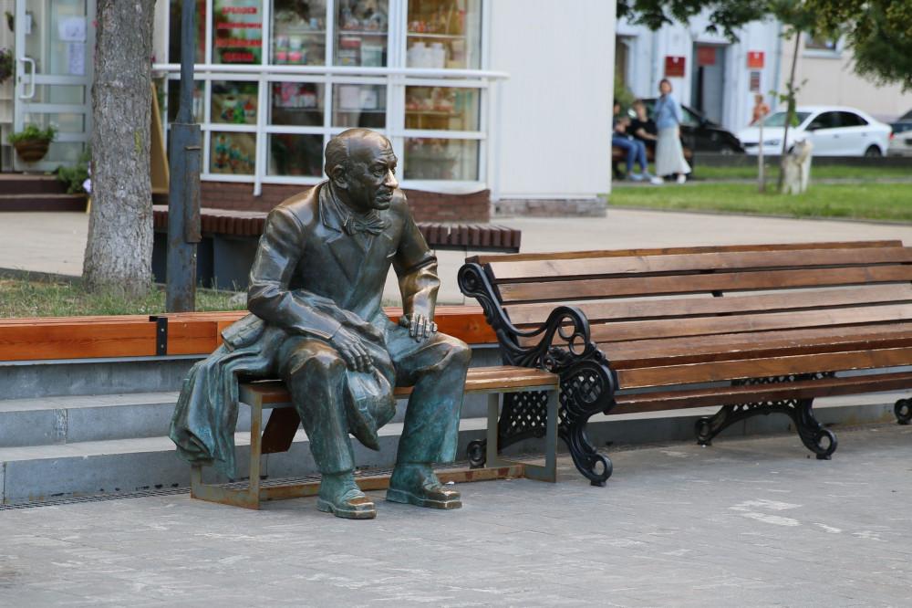 Скверу в центре Нижнего Новгорода присвоили имя Евгения Евстигнеева