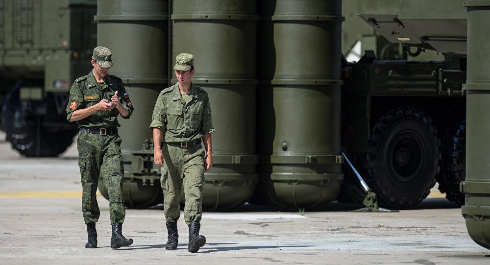 В 2020 году на вооружение ВС РФ начнет поступать система ПВО С-500