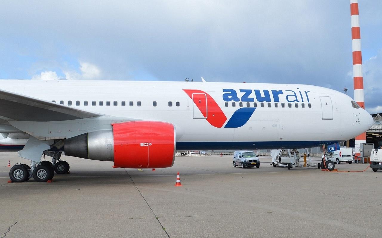 В ноябре AZUR air начнет летать из Екатеринбурга в Доминикану