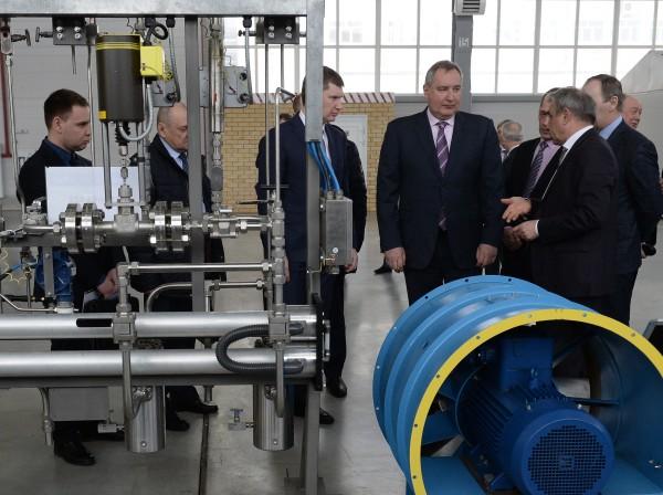 Рогозин: НПО «Искра» не справляется с потоком заказов
