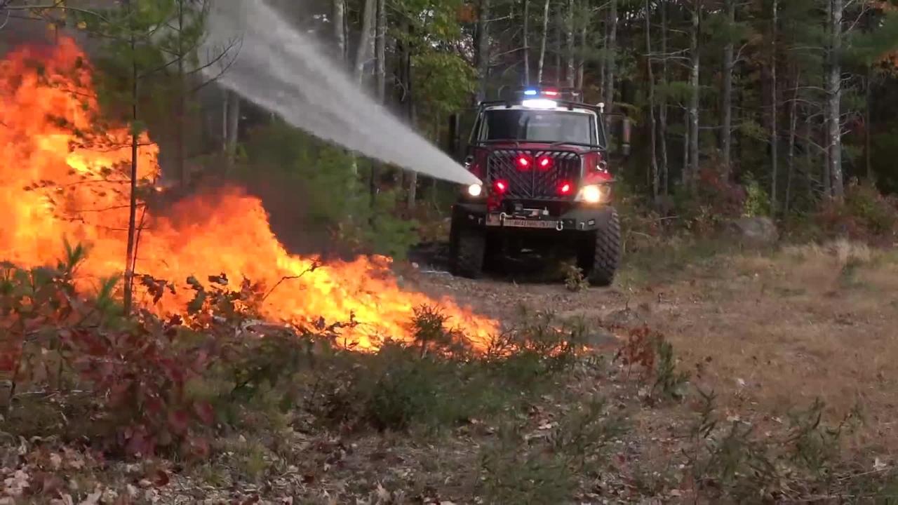 Башкирия получит технику для тушения лесных пожаров на 78,6 млн рублей