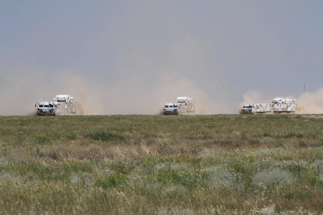 Северный флот поставил ЗРК «Тор-М2ДТ» на опытное боевое дежурство