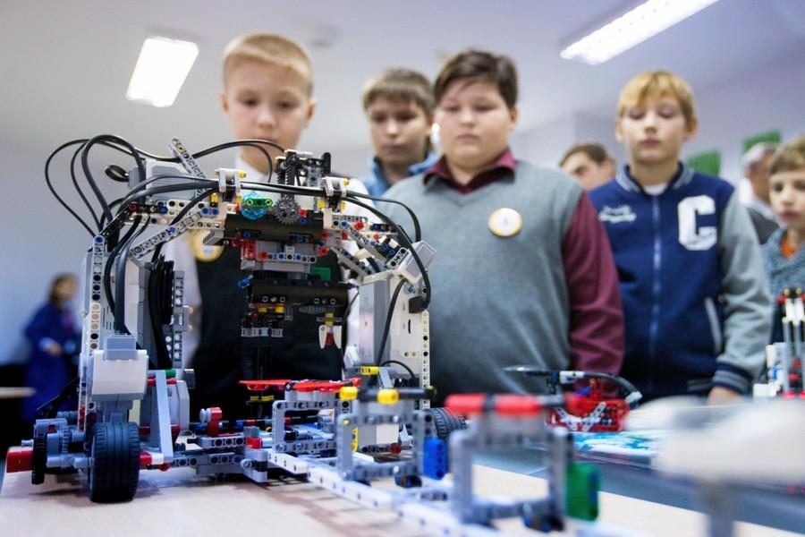 Два детских технопарка появятся в Прикамье до 2023 года