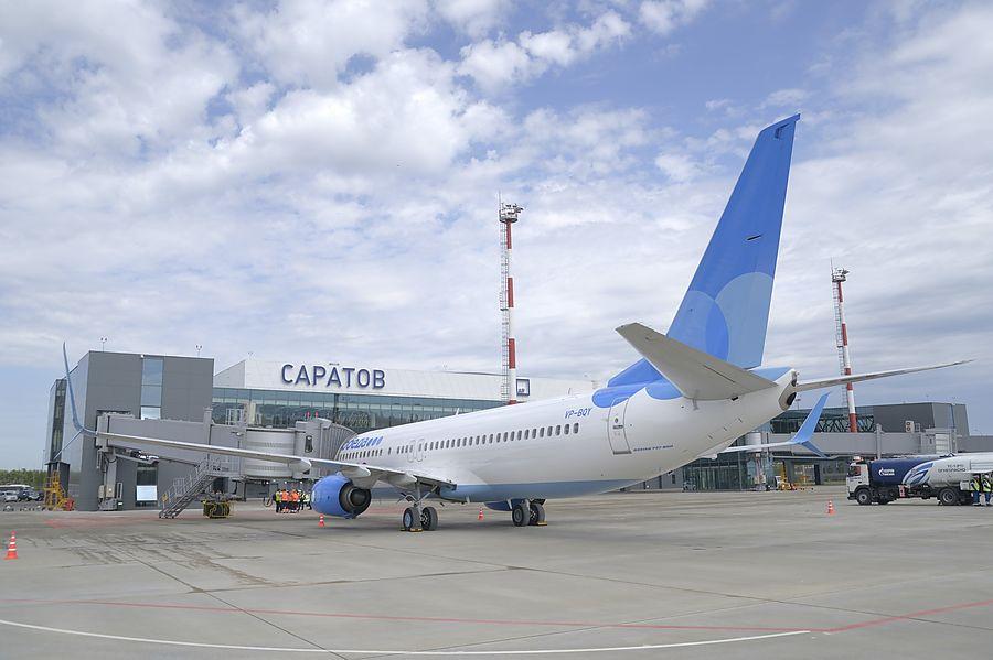 «Победа» зимой открывает рейсы из Саратова в Петербург