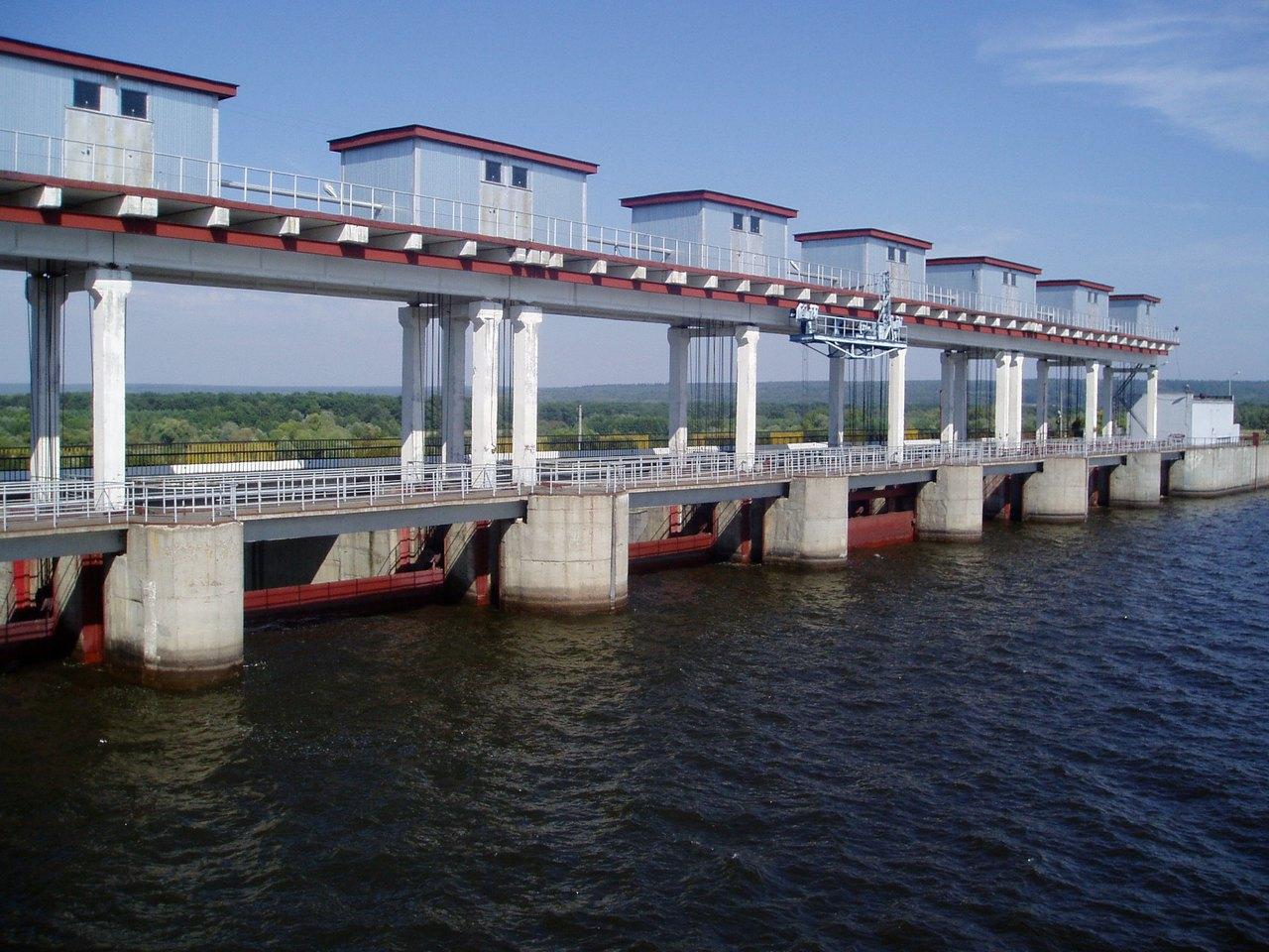Сооружения Пензенского водохранилища реконструируют до 2022г