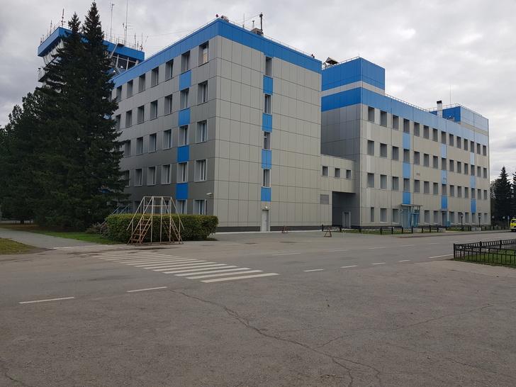 В Новосибирске заработал Укрупнённый центр организации воздушного движения