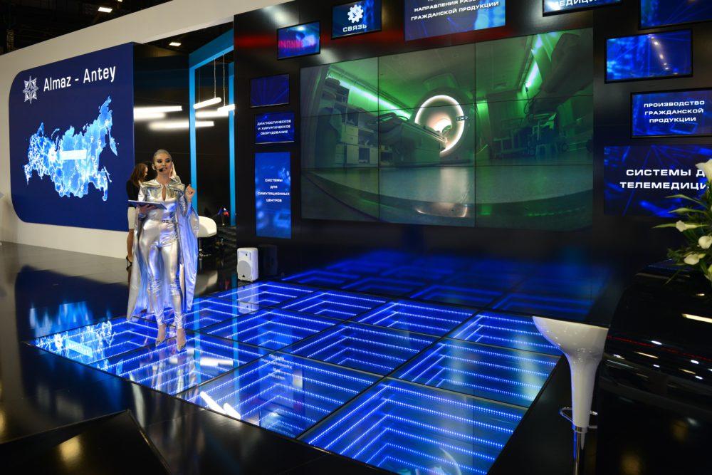 Современные медицинские разработки представит «Алмаз-Антей» на выставке «Здравоохранение-2019»