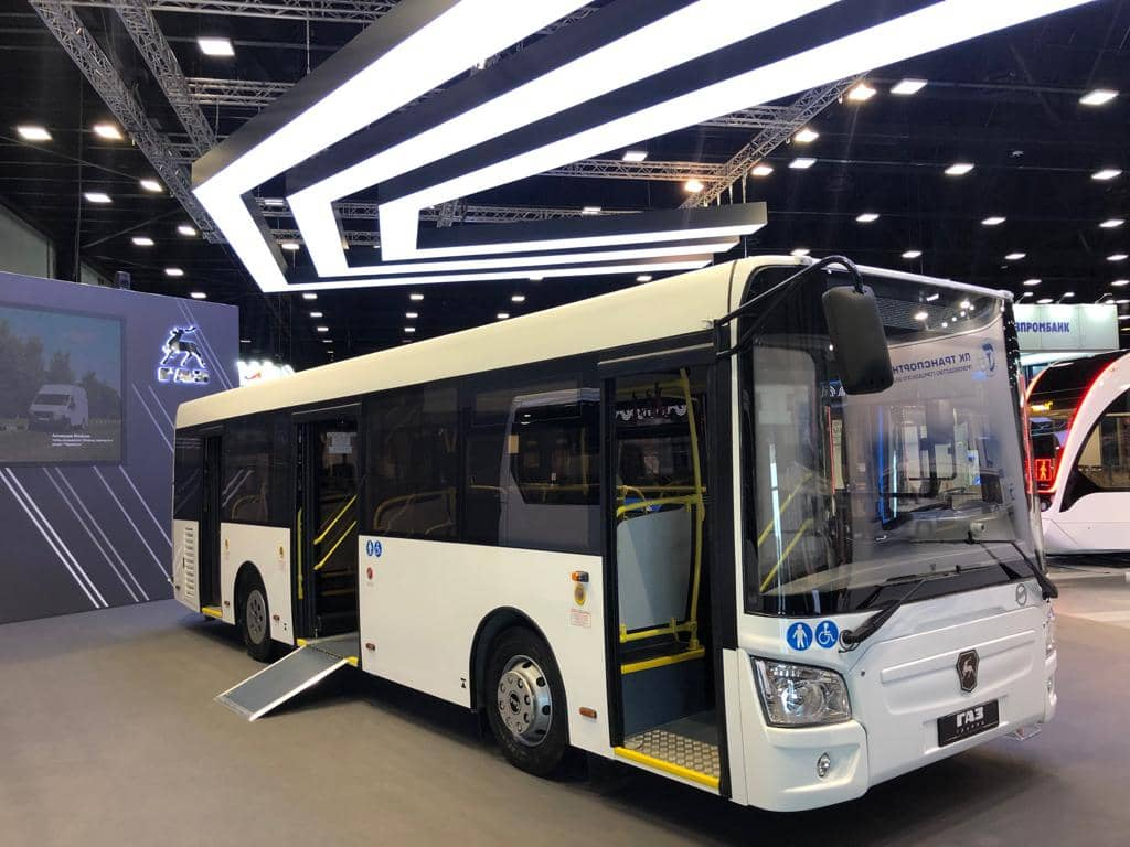«ГАЗ» поставил Нижнему Новгороду 56 городских автобусов ЛиАЗ