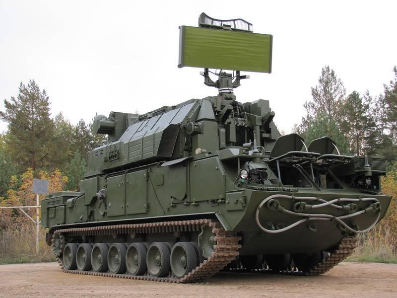 В Чечне расчеты ЗРК «Тор-М2У» уничтожили низколетящие цели условного противника