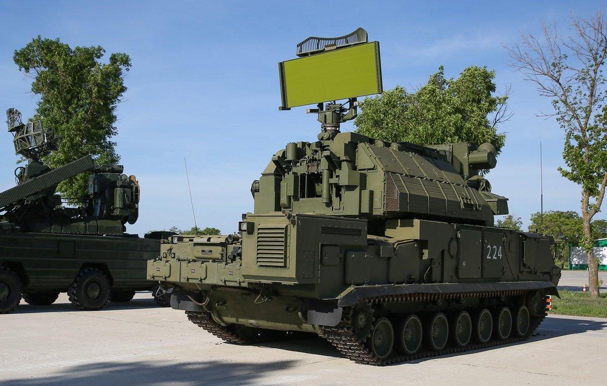 Танковая армия под Москвой получила на вооружение ЗРК «Тор-М2»