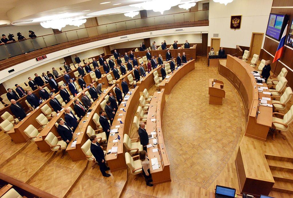 Заксобрание Свердловской области отказалось от возвращении прямых выборов мэра Екатеринбурга