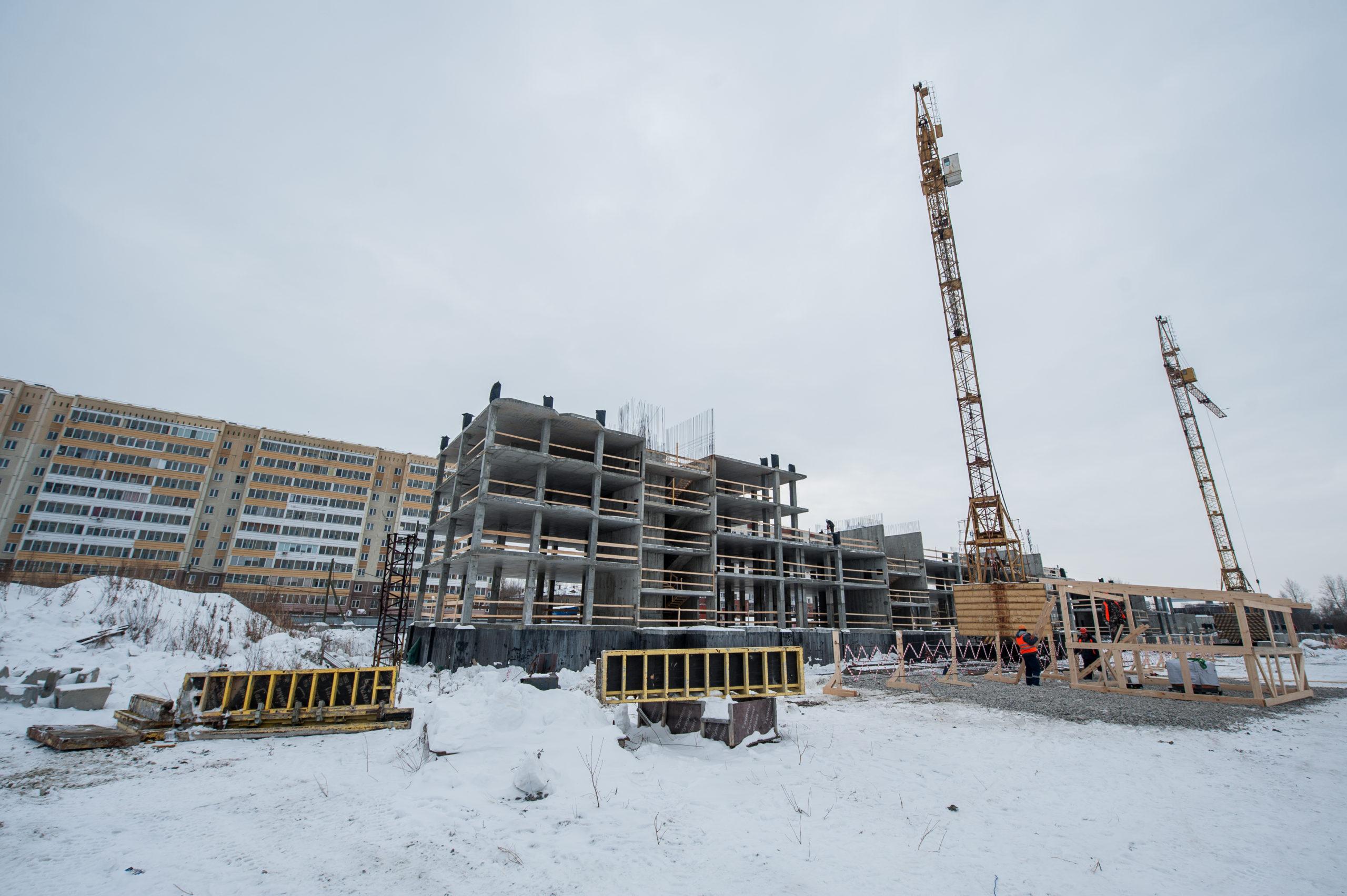 Ввод жилья в Свердловской области по итогам 2019г увеличился на 15%