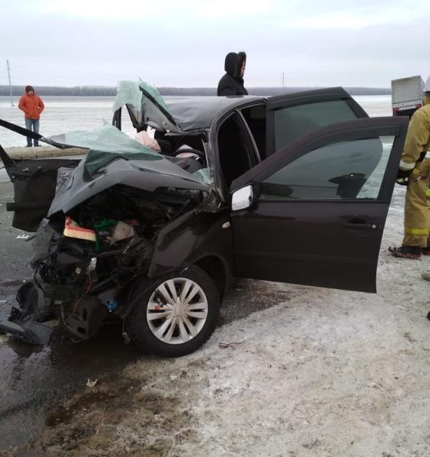 Два человека погибли и четверо пострадали в ДТП в Ульяновске
