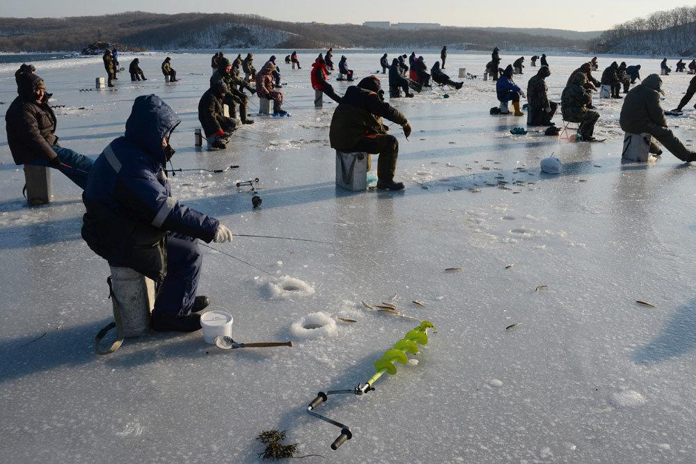 Спасатели эвакуировали 350 рыбаков с оторвавшейся льдины в Свердловской области
