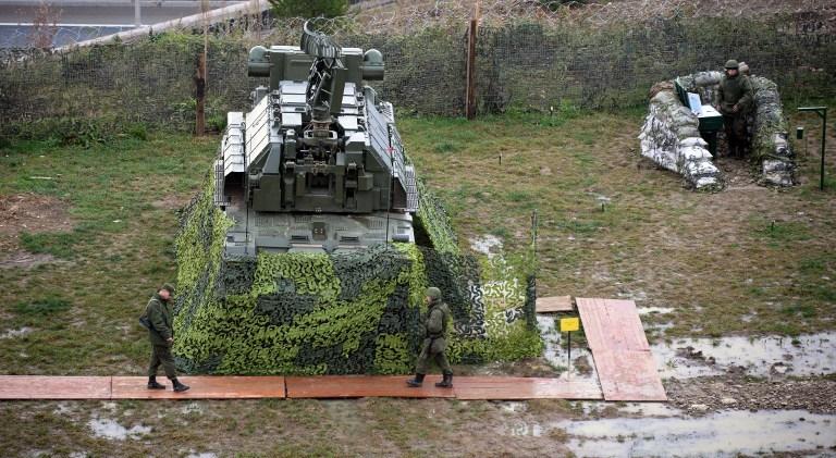 Под Москвой ЗРК «Тор-М2» успешно отразили нападение авиации условного противника