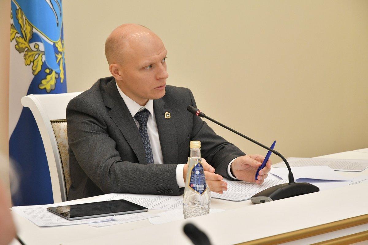Отправлен в отставку министр промышленности Самарской области