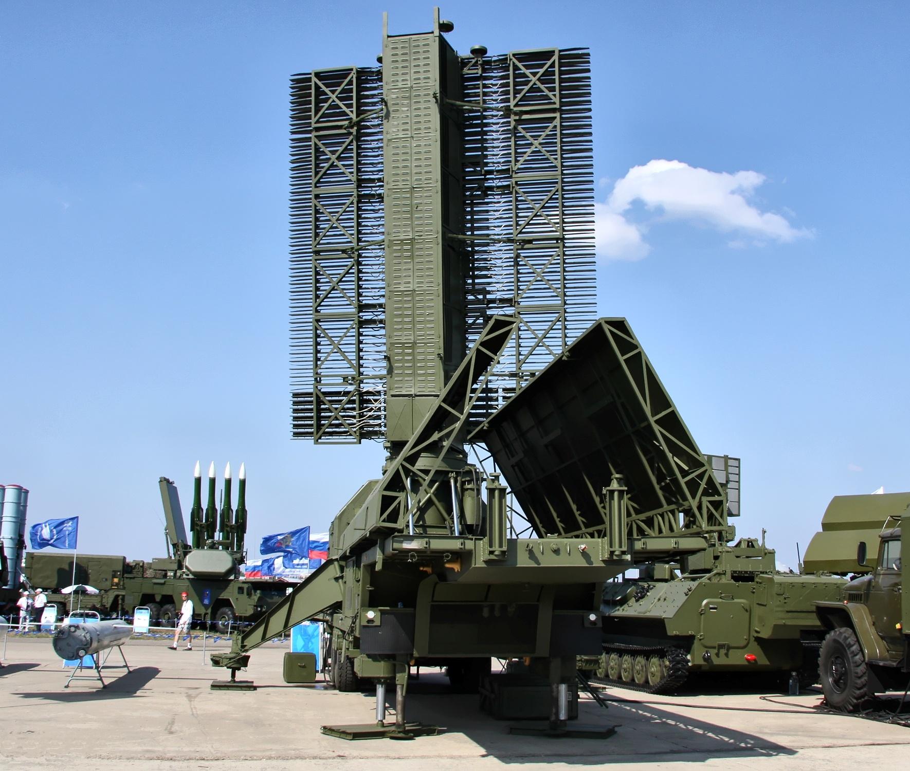 Россия выводит на мировой рынок РЛС для обнаружения гиперзвуковых целей
